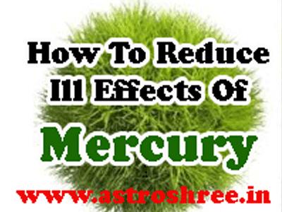 malefic mercury remedies in astrology