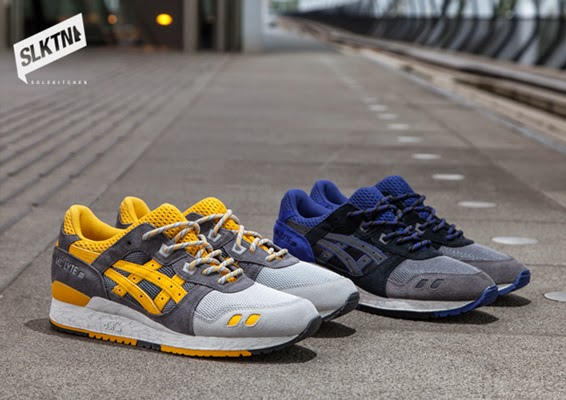 31762f500777e SOLEKITCHEN  Asics - GEL Lyte III - High Voltage Pack