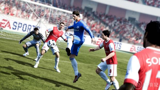 A EA publicou um vídeo no YouTube com gols incríveis marcados por dois  famosos jogadores do mundo FIFA ec4e3bb1de241