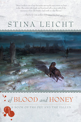 Interview with Stina Leicht and Giveaway - July 15, 2011