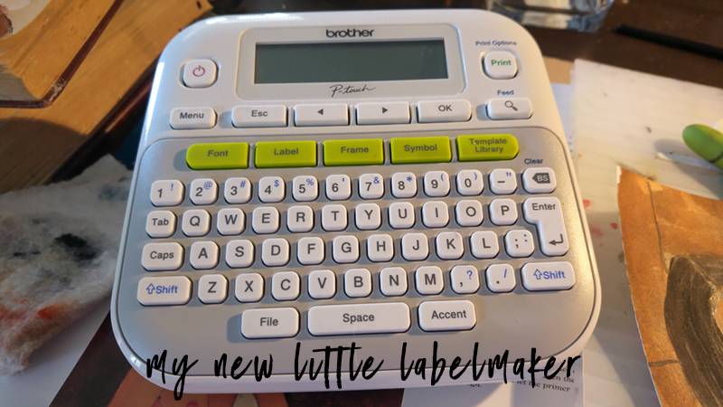 my brother pt-d210 label maker