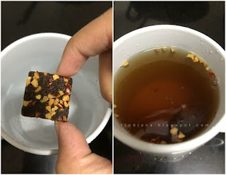 SUPERCUBE Molasses Herbs Drink