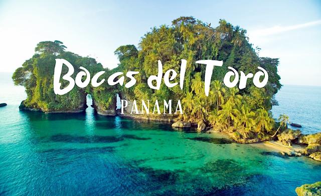 Bocas del Toro es el tesoro único de Panamá, un archipiélago prístino que se extiende a lo largo de la remota costa del Caribe noroccidental de Panamá. El archipiélago incluye 9 islas relativamente grandes, 52 islas pequeñas y más de 200 islas pequeñas, prácticamente arrecifes.