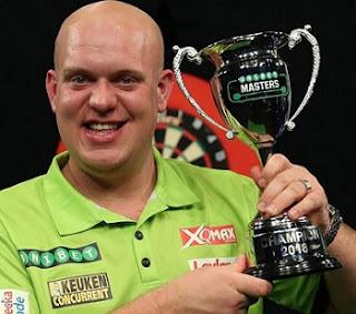 Ladbrokes Masters Darts 2020: schedule, dates, prize money, past winners.