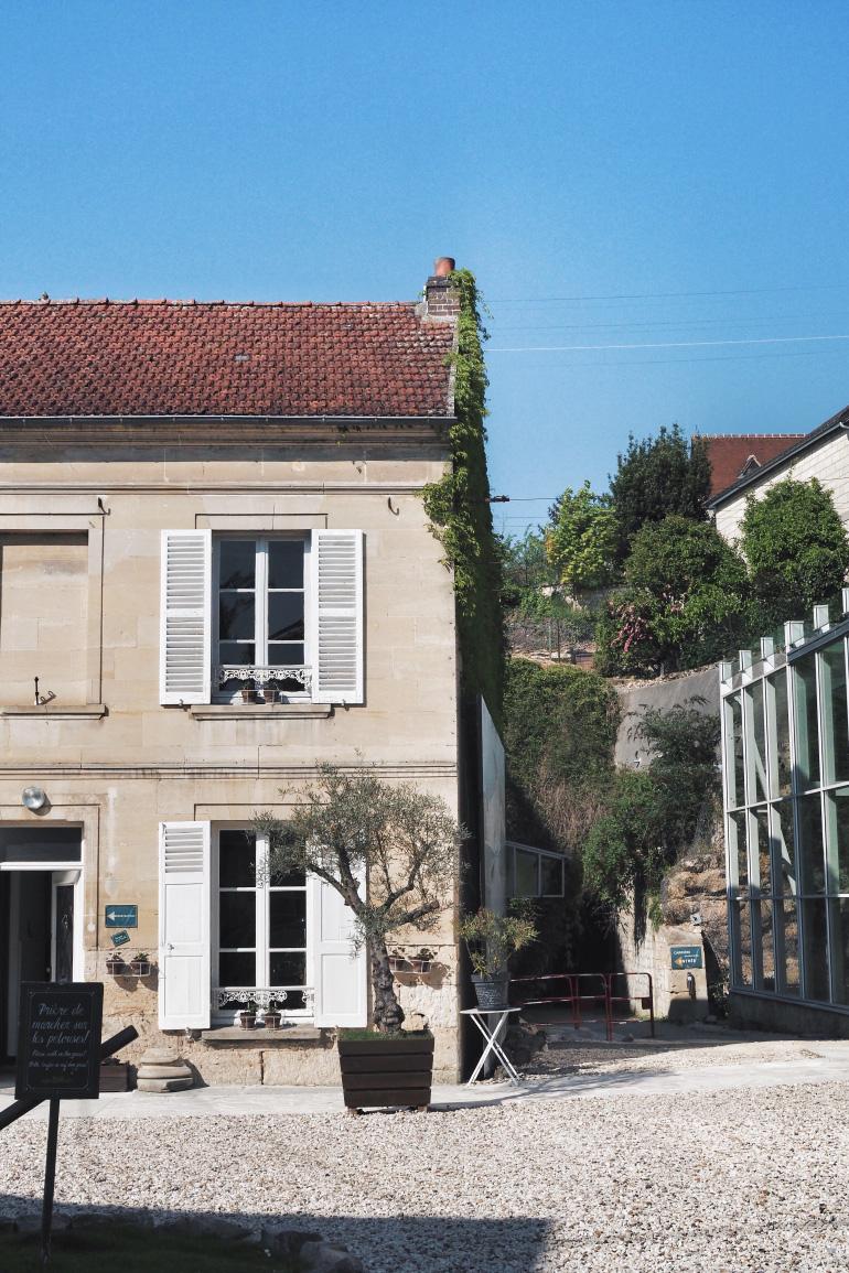 Maison de la pierre près de Chantilly