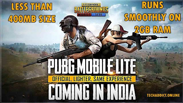 PUBG Mobile Lite Launched in India |New Features, Direct Download Link