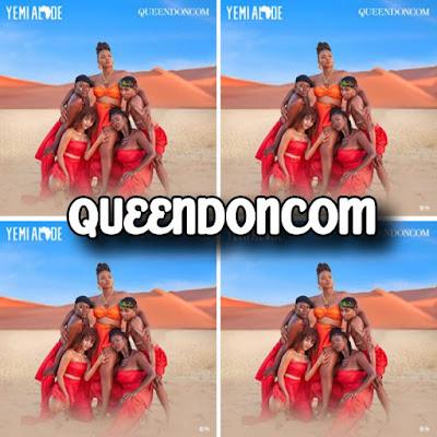 Yemi Alade's Music: QUEENDONCOM (7-Track EP Album) - Songs: Ogogoro, Sweety, Ike, Enjoyment, Dada, Ella, Fire.. Streaming - MP3 Download