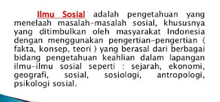 hilangnya jati diri Ilmu sosial