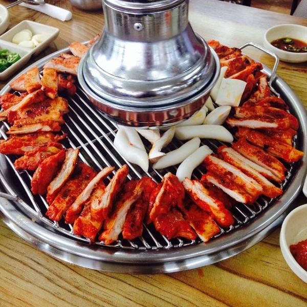 Thịt gà nướng Nami