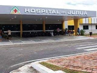 Homem invade hospital com faca e causa pânico em funcionários e pacientes em Cruzeiro do Sul