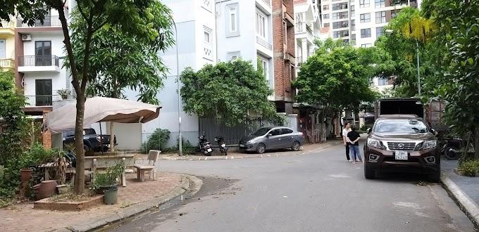 Bán BIỆT THỰ Lô góc 155m2 Khu Đô Thị Việt Hưng 0988312321