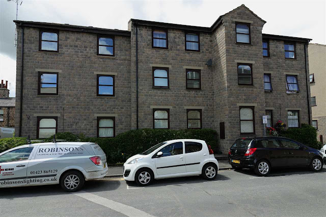 Harrogate Property News - 2 bed flat for sale Trafalgar Court, Trafalgar Road, Harrogate HG1