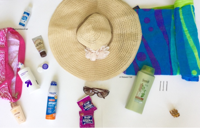 10 Beauty & Hair Essentials for a Fun Day at the Beach | A Relaxed Gal