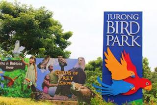 Jorong Bird Park Singapura