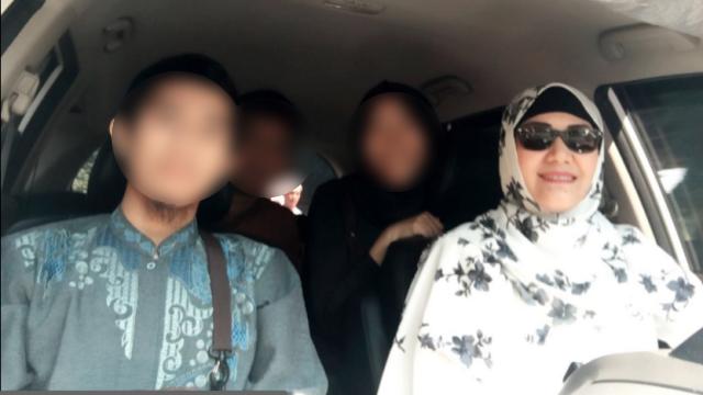 Viral Check In di Hotel, Lily Sofia Ternyata Sudah Punya Anak dari Munarman