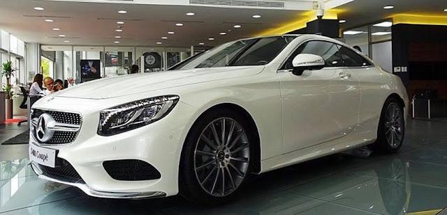 Mercedes S450 4MATIC Coupe 2019 có thiết kế ngoại thất thể thao nhưng không kém phần sang trọng, lịch lãm