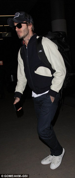 4def6e9f61 Wear It Like Beckham  January 2017