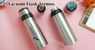 Vacuum Flask Termos merupakan salah satu ide hadiah yang tepat untuk petualang outdoor