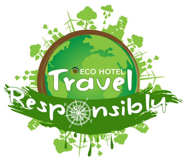 How To #TravelResponsibly Leave Footprints Not Trash