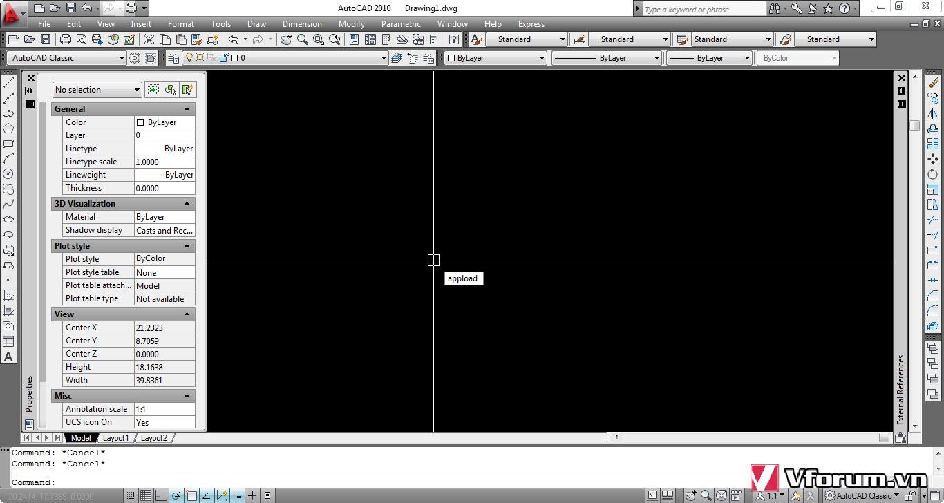 Cách add thêm, load Lisp trong AutoCAD 1 lần dùng mãi mãi nhiều lần