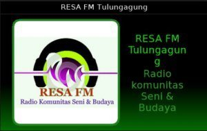 Streaming Radio online Resa FM Tulungagung