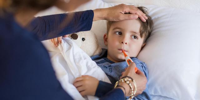 احمي طفلك من نزلات البرد