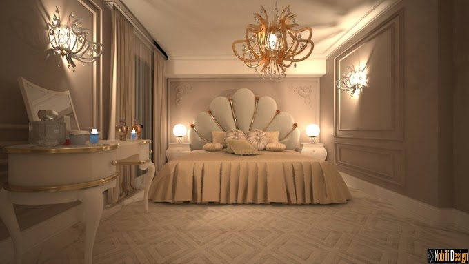 Design interior case stil clasic modern » Amenajari interioare moderne