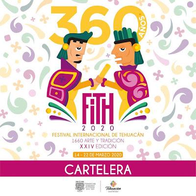 programa festiva tehuacán 2020
