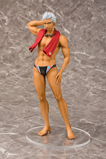 Archer Black Swimmer ver. 1/8 de Fate/Extella - Funny Knights