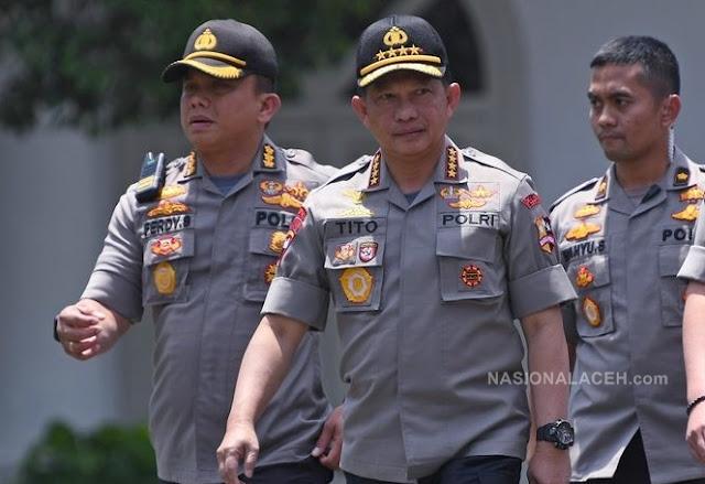 Disetujui DPR, Tito Karnavian Akan Diberhentikan Sebagai Kapolri