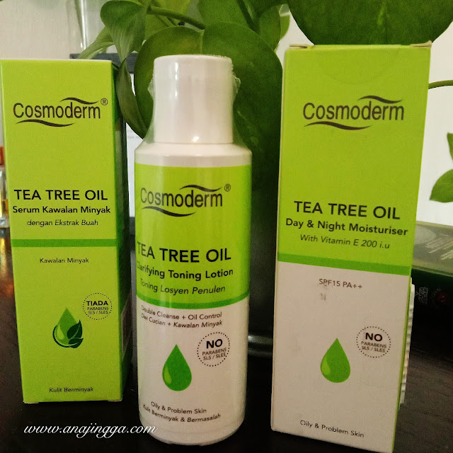 Cosmoderm Tea Tree Oil