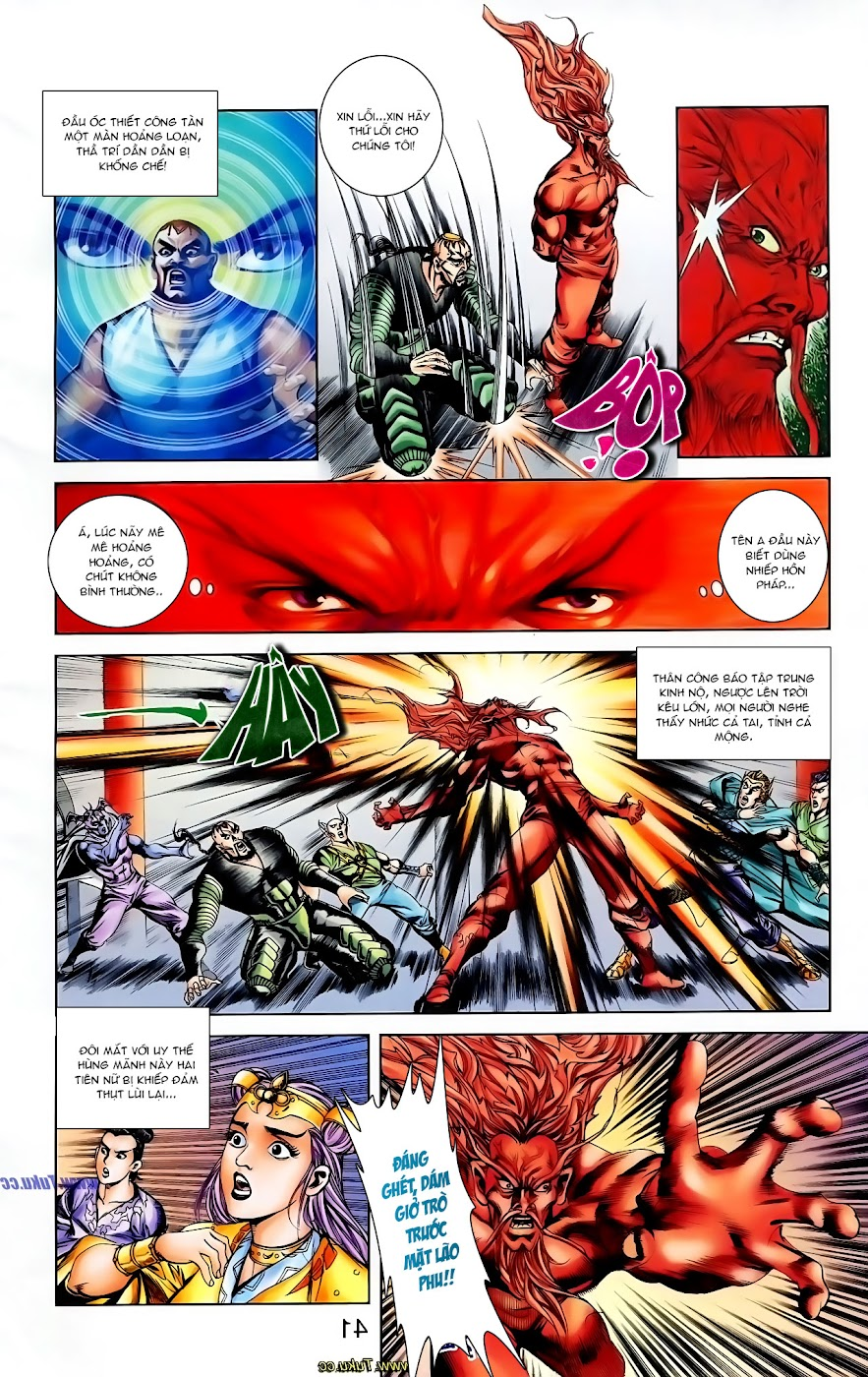 Cơ Phát Khai Chu Bản chapter 106 trang 8
