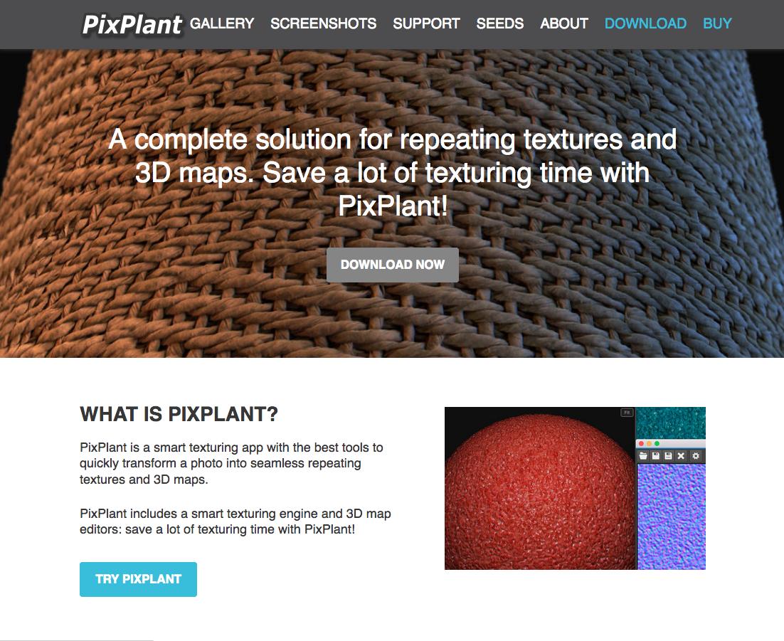 3D MAPS MAKING-PIXPLANT & CRAZY BUMP