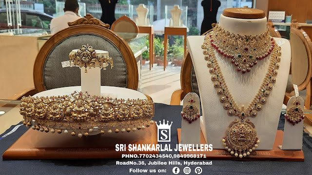 Bridal Sets by Shankarlal Jewellers