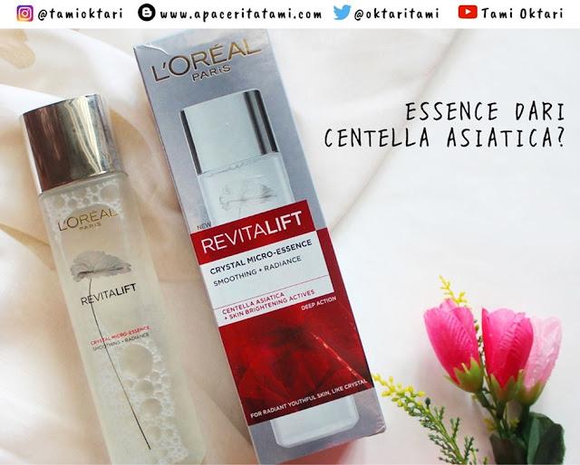[REVIEW] L'oreal Paris Revitalift Crystal Micro-Essence