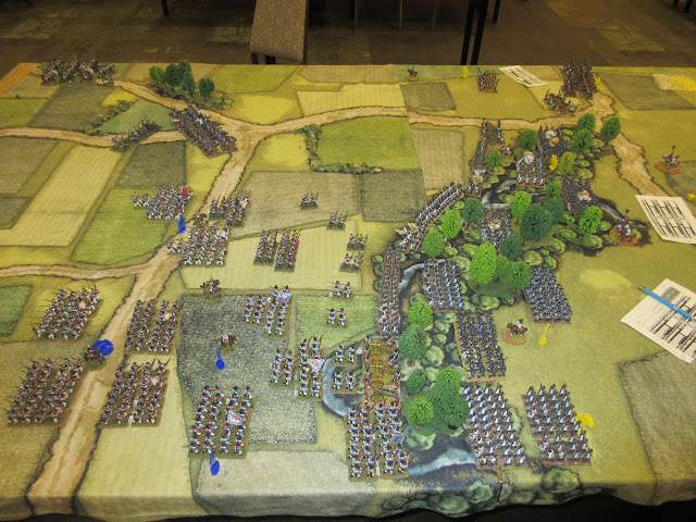 HMGS Little Wars 2017 Napoleonic