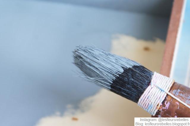 Peinture meuble Libéron coloris Nordique