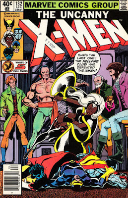X-Men #132, the Hellfire Club
