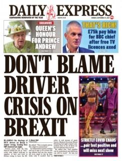 Daily Express Magazine 27 September 2021