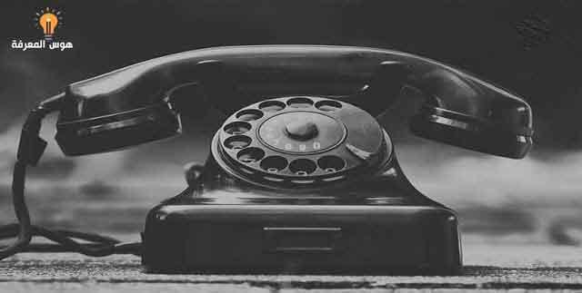 قصة مخترع الهاتف