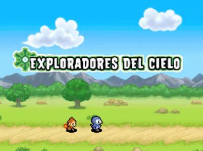 Pokemon Mundo Misterioso Legendary para NDS Imagen Portada