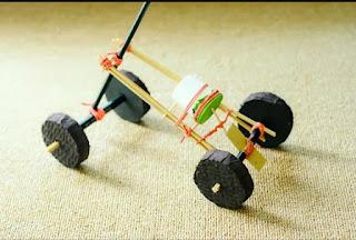 Mainan Unik Untuk Anak Dari Barang Bekas (Be Creative)