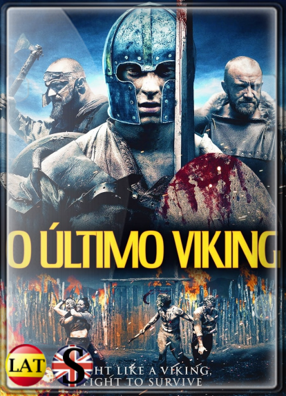 El Ultimo Vikingo (2018) HD 720P LATINO/INGLES