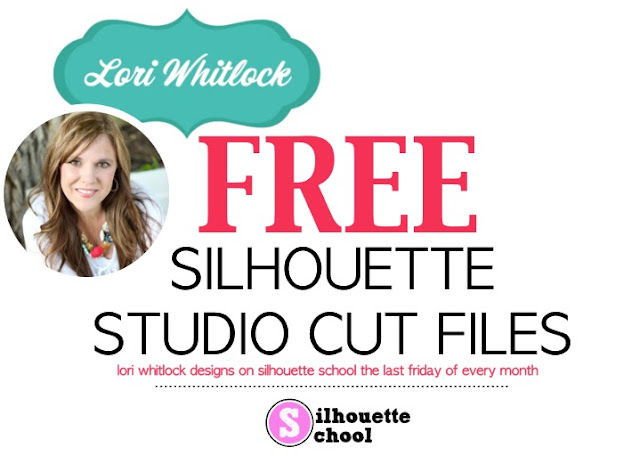 Free Cut File, Silhouette Cut File, Silhouette Studio Cut File