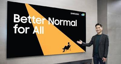 Samsung เผยที่สุดแห่งนวัตกรรม เพื่ออนาคตที่ดีกว่า ในงาน CES 2021 ยกระดับประสบการณ์การอยู่อาศัยในบ้าน ด้วย Bespoke 4-Door Flex, MICRO LED 110 นิ้ว และ JetBot 90 AI+ สานต่อวิสัยทัศน์ด้านความยั่งยืนด้วยโปรแกรม Galaxy Upcycling และบรรจุภัณฑ์ทีวีแบบ eco-packaging