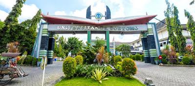 Universitas Dr Soetomo – Daftar Fakultas dan Program Studi