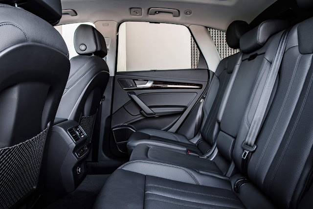 Novo Audi Q5 2018 - interior