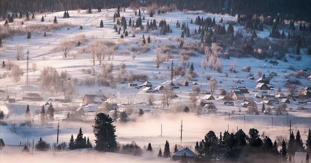 Σιβηρία: «Καμίνι» η πιο παγωμένη πλευρά του πλανήτη