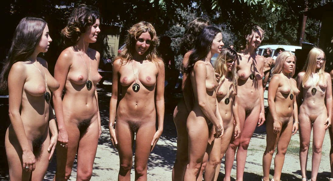 Free nudist beauty pageant video