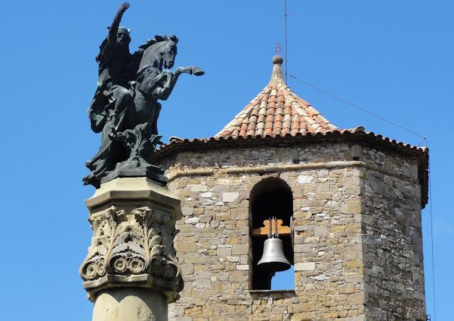El comte Arnau a Sant Joan de les Abadesses